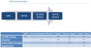 Types of sepsis